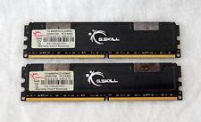 G.Skill HZ 2GB (2x1GB) DDR2-800 Overclocking RAM F2-6400PHU2-2GBHZ