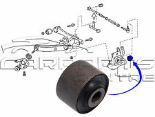 FOR TOYOTA AVENSIS T25 REAR AXLE LOWER HUB FRONT BUSH BUSHING 2003-2008 NEW