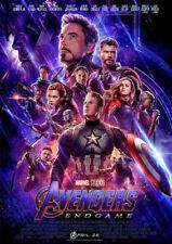 Avengers Endgame Marvel HD Canvas Print Home Decor Painting Wall Art 36x24 inch