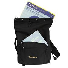 DMC Gold Technics Record Laptop Backpack 7 & 12s Laptop Portable Turntable etc