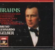 Brahms(CD Album)Piano Concerti 1 & 2-New