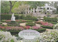 "~Post Card~""Bayou Bend House & Garden"" in Houston, Texas. ... (B-489)"