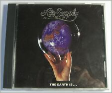 Air Supply The Earth Is Used CD