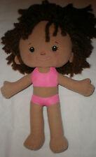 "Playskool Dressy Daisy Doll Hasbro 2007 08532 13"" Tall soft"
