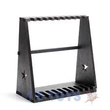 "1/6 DRAGON Model Figure Toy Wood Storage Rack for 10-Gun for 12"" Figures"