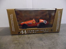 1/43ème BRUMM Série Oro n°44 – Ferrari 500 F-2 – 1952