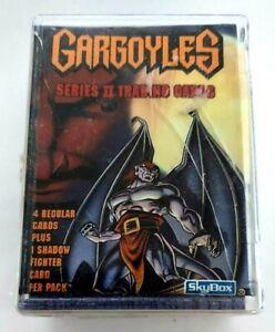 Gargoyles Series 2 Trading Cards Complete Set 1-75 Skybox 1996