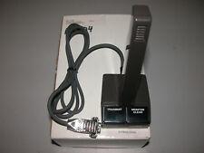 M/A-Com Macom Desktop Microphone 2C-KDV1201069/66 R1C