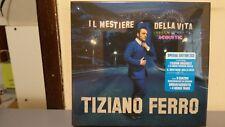 TIZIANO FERRO - IL MESTIERE DELLA VITA VS URBAN ACOUSTIC (2 CD SIGILLATO 2017)