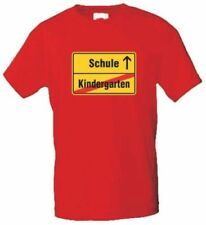T Shirt Kindergarten Gunstig Kaufen Ebay