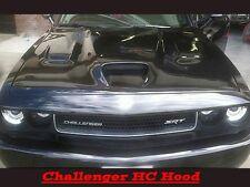 DODGE CHALLENGER HC Styled Ram AIr Hood 2009-2015