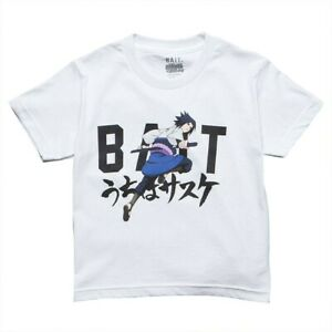 BAIT Naruto Sasuke Youth Tee white