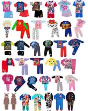 Kids Pyjamas Boys & Girls Disney Marvel Character Baby Pj sets All In Ones