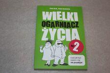 Wielki Ogarniacz Życia we 2 - POLISH BOOK - POLSKA KSIĄŻKA