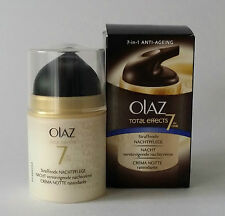 Olaz Total Effects 7 In One Anti-Aging Straffende Nacht Creme 37ml