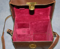 Vintage Top Quality Leather Camera Camcorder Case