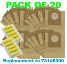 Goblin IOTA 731 Series 73145 Vacuum Cleaner Bags - Pack of 20