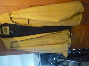 beatles jacket original 70s yellow submarine mechandise