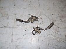 honda cm400 automatic cm400A seat latches locks levers cm450A 1982 1980 81 1979
