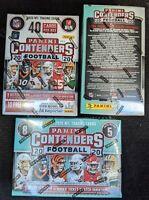 Lot of 3 🔥 2020 Panini NFL Contenders Football Blaster Box! 🏈 Herbert?