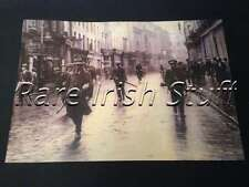 IRA Unit Patrol Grafton Street, Dublin, Ireland - 1922 Irish Civil War Print