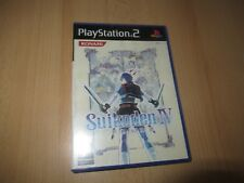 Suikoden IV Gb - Playstation 2 -Pal- ps2 Buen Coleccionistas