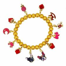 Fairytale & Fantasy Red Charms & Charm Bracelets