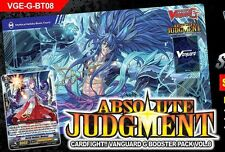 CARDFIGHT!! VANGUARD G-BT08 Absolute Judgment Fenrir Sneak Peek Playmat