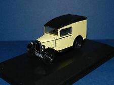 Oxford Commercials 1/43 Austin Seven 7 RN Van Primrose MiB