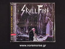 SKULL FIST - CHASING THE DREAM +2, CD ORG JAPAN W/OBI SPIRITUAL BEAST 2014 NEW