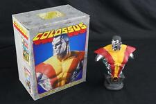 Bowen Marvel Comics Limited Edition Colossus Mini-Bust Statue Paint Wear AS-IS