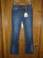 Women's Grace in LA. Boot Cut Denim Jeans Size 8 M New! #2