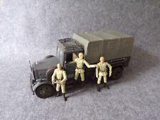 Hasbro Indiana Jones rotla camión de carga vehículo con soldado alemán Figuras De Acción