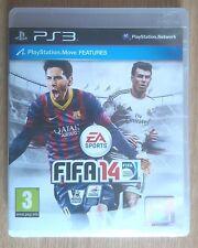 PS3, SONY PLATSTATION : FIFA 14 -  FOOTBALL GAME: (2013)...............(b)