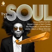 Englische R&B, Soul Musik-CD 's als Compilation