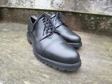 HARRY'S OF LONDON DERBY – BLACK CALF – UK 6.5 – EXCELLENT - GOOD FOR CHURCH