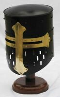 Medieval Knight Crusader Armor Templar Armour Helmet Wearable Medieval Gift