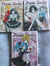 Lot Mangas - Diabolic Garden Tome 1,2,3 [ collection complète ] Ki-oon TBE