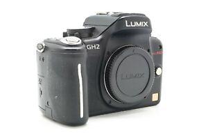 Panasonic LUMIX DMC-GH2 16.0MP Digital Camera Body