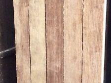 Hard Wood Timber Iron Wood Ekki 305 Long, Strong Weathered Decking Cladding