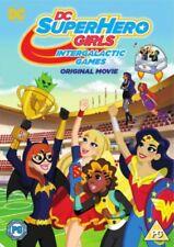 DC Superhéroes GIRLS - Intergaláctico Juegos DVD Nuevo DVD (1000637442)