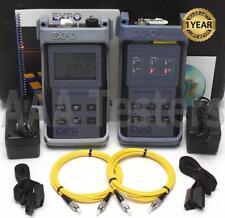 EXFO FOT-90A SM Power Meter & FLS-230A Visual Fault Locator VFL FOT-92A
