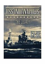 USS Indianapolis: The Legacy Free Shipping