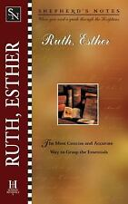 Shepherd's Notes: Ruth and Esther by Lintzenich, Robert