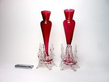Markenlose Antiquitäten- & Kunst-Vasen der 60er Jahre
