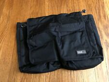 Think Tank Skin Double Wide, Unpadded Waist Pouch black