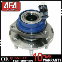 Front Wheel Hub Bearing Assembly for 2004 - 2009 Cadillac SRX AWD 4WD 6-LUG ABS