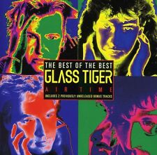 Glass Tiger - Best of Glass Tiger [New CD]