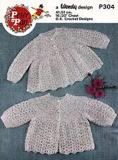 d61f0f9051d3 Crochet Matinee Coat in Crocheting   Knitting Patterns