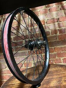 Federal Bikes BMX freecoaster Rear wheel - RHD - Black